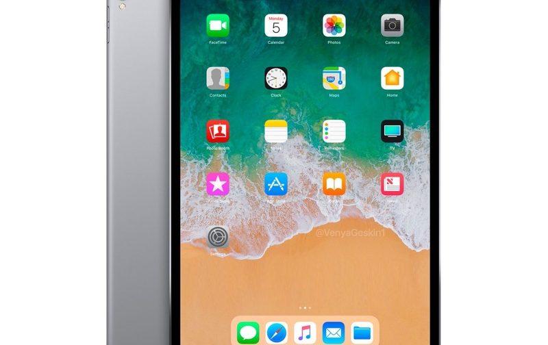 Un nouvel iPad Pro pour 2018 ?