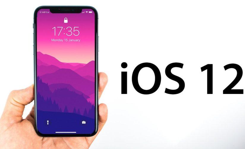 Peu de nouveautés prévues pour iOS 12?