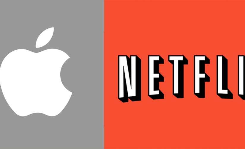 Un éventuel rachat de Netflix par Apple ?