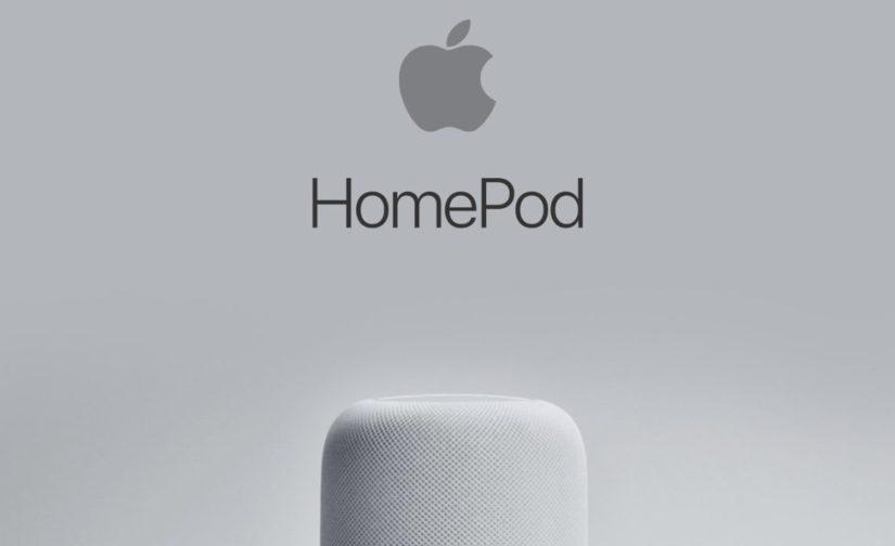 Apple officialise la sortie du HomePod en France!