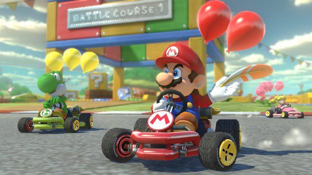 Nintendo annonce développer un Mario Kart pour iOS et Android