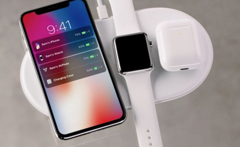 AirPower, le chargeur sans fil d'Apple serait disponible en mars !