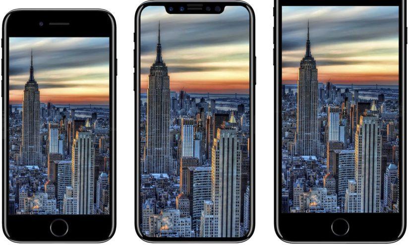 100 millions d'unités pour le successeur de l'iPhone 8