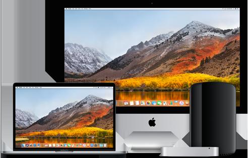 Concernant les versions de macOQ 10.13.4, d'iOS 11.3 et tvOS 11.3 !