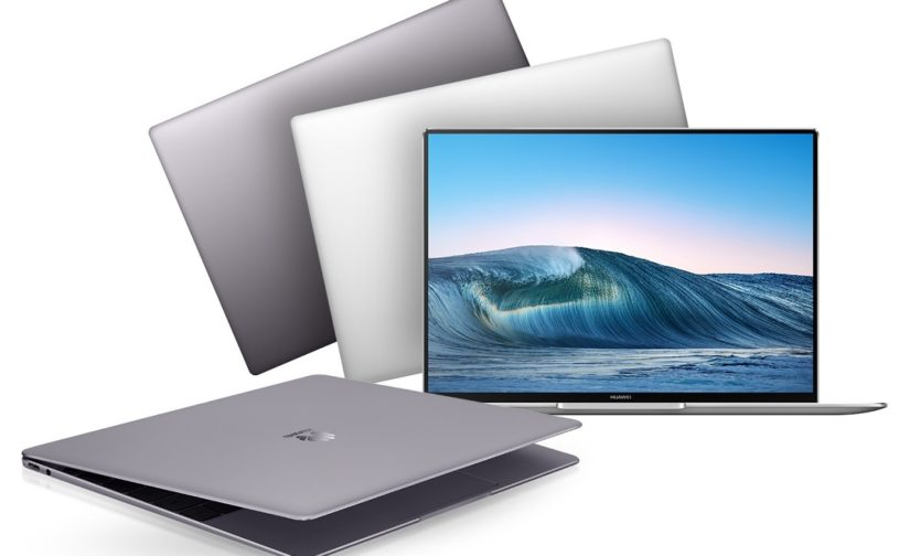 Pour Huawei ce sera un MateBook X Pro avec une caméra intégrée dans le clavier !