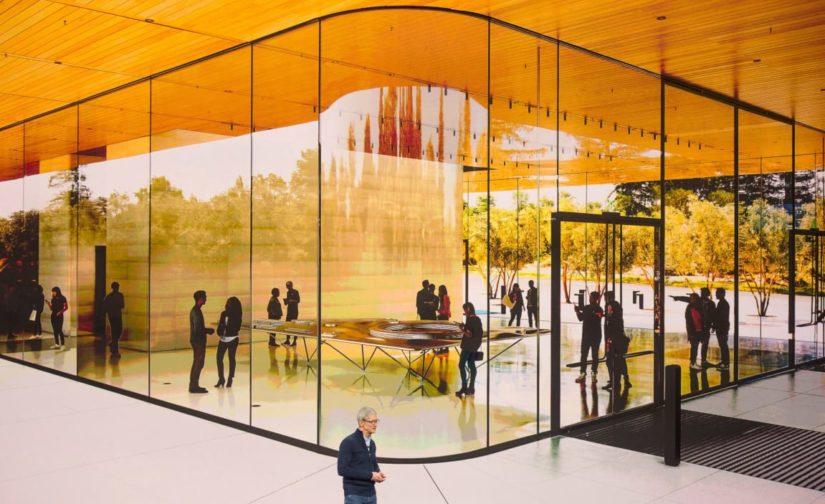 Dans l'Apple Park, la transparence n'est pas sans risque pour les employés