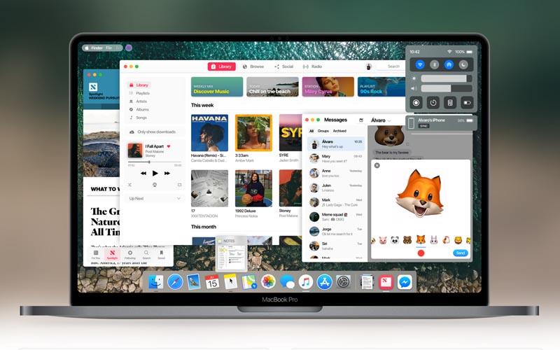 Un nouveau concept pour macOS 11 ?
