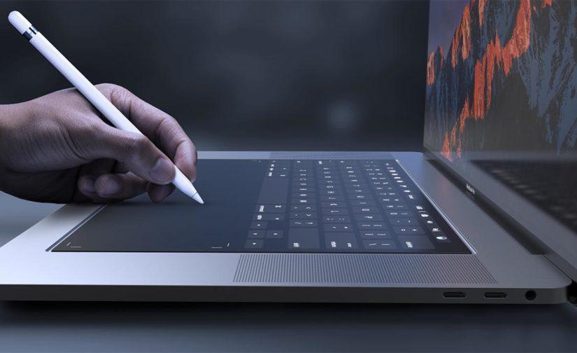Comment va évoluer la Touch Bar ?
