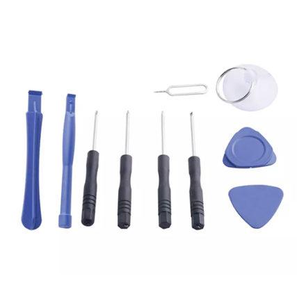 Kit d'outils 10 en 1 pour réparation smartphone avec tournevis iPhone 7