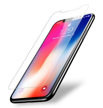 Verres trempées pour iPhone X- atelier du mobile
