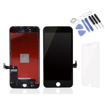 Ecran-iPhone-8P-noir-Premium-LCDTactile-Kit-outils