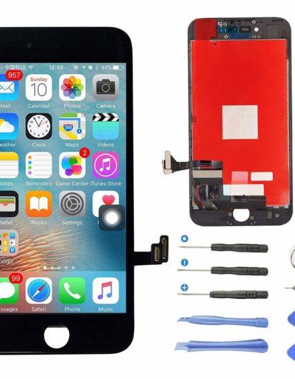 Écran iPhone 6S PLUS NOIR Premium et Kit de réparation