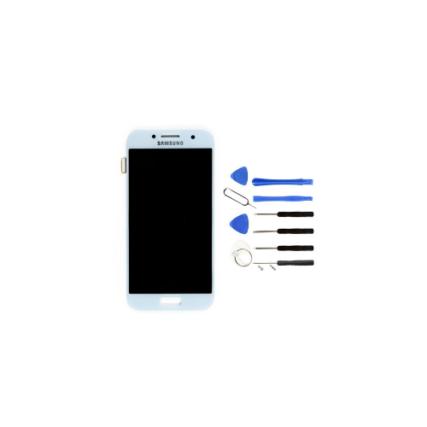 ecran-pour-samsung-galaxy-a52017-bleu